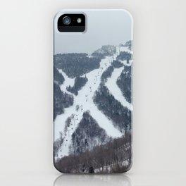 Killington Vermont iPhone Case