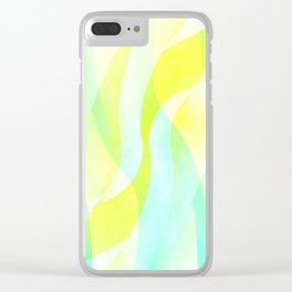 Pattern 2017 010 Clear iPhone Case