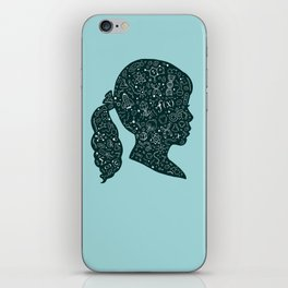 In a Science State of Mind iPhone Skin