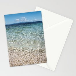 Crystal Clear Ocean. Stationery Cards