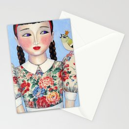 A King Speaks Stationery Cards