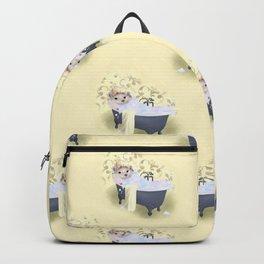 Little Sunshine Bubble Bath Backpack