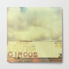 Circus Metal Print