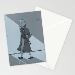 The Belgian Journalist. Stationery Cards