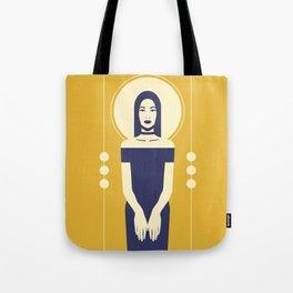 Phaedra Yellow Tote Bag