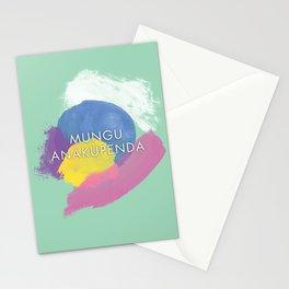 MUNGU ANAKUPENDA Stationery Cards