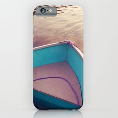 Sunset Boat iPhone 6s Slim Case