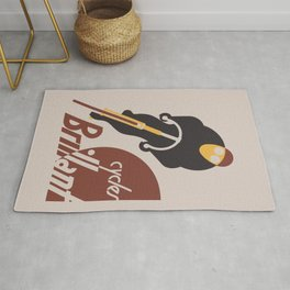 Brillant cycles Rug
