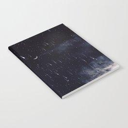 Falling stars II Notebook