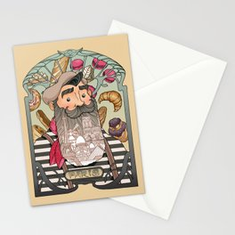 Tribute to Paris Stationery Cards