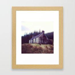 Scottish Highlands: A'Chuil Framed Art Print