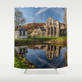 Abbey Reflection Shower Curtain