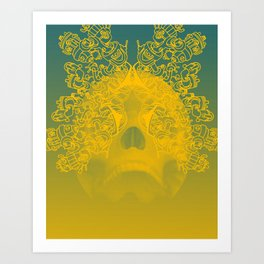 Hindsight 20/20 Art Print