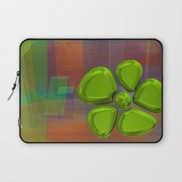 FLOWER 2 GREEN Laptop Sleeve