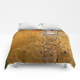 THE LADY IN GOLD - GUSTAV KLIMT Comforters