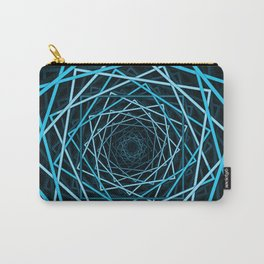 Optical Illusion Of Squares Carry-All Pouch