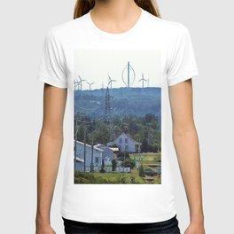 Turbine Hill T-shirt