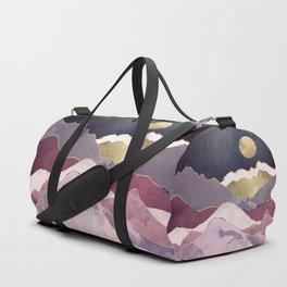 Raspberry Dream Duffle Bag