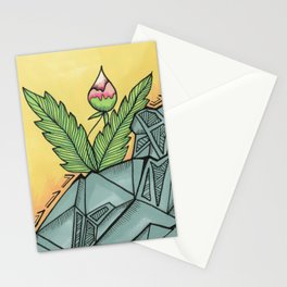 Exactly Right Here Stationery Cards