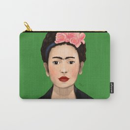 Frida Kahlo strange Carry-All Pouch