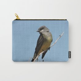 A Cassin's Kingbird Scopes the Skies for Flies Carry-All Pouch
