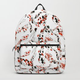 Living Jewel: Koi Backpack