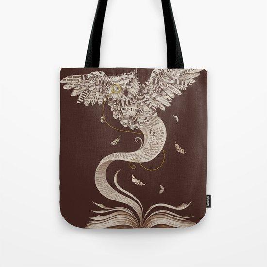 Flow of Wisdom Tote Bag
