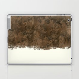 Dipped Wood - Walnut Burl Laptop & iPad Skin
