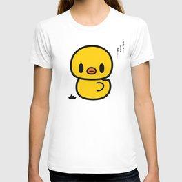 duck duck duck.... T-shirt