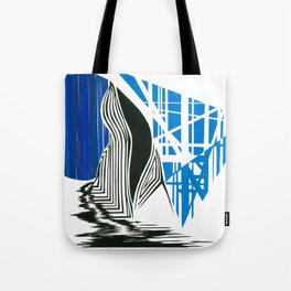 In the Land of Water Nymphs Tote Bag