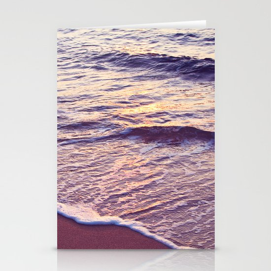 Morning Waves Stationery Cards