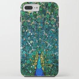 :: Peacock Caper :: iPhone Case