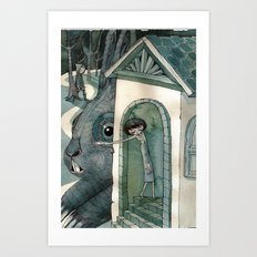 re:1 Art Print