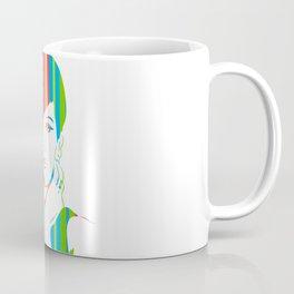 Barbra Streisand   Pop Art Coffee Mug