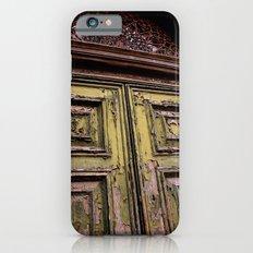 Green Door 2 iPhone 6s Slim Case