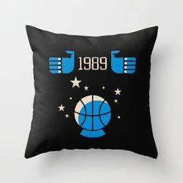 Orlando NBA Magic Throw Pillow