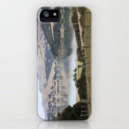 Tranquil Bay iPhone Case