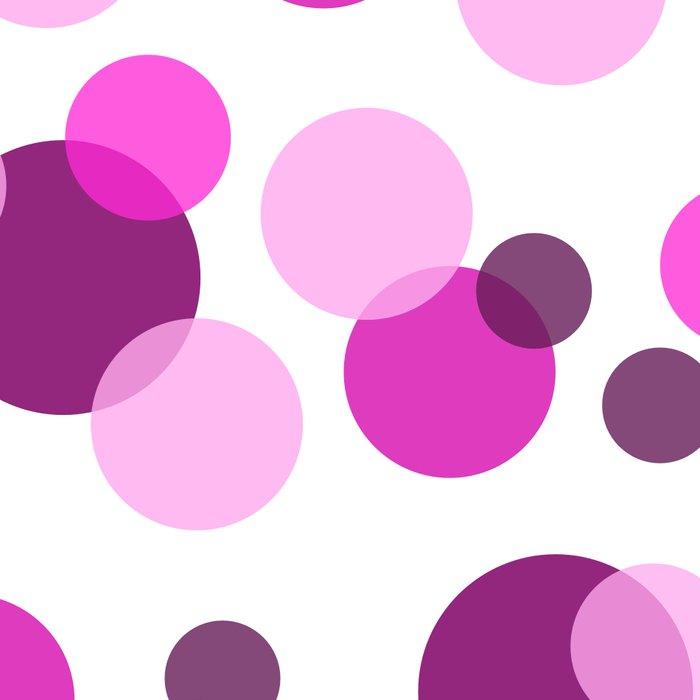 Pink and Purple Spots Leggings
