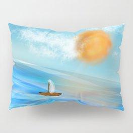 sunny's coming Pillow Sham
