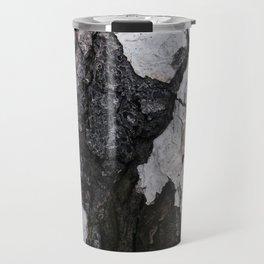 bark abstact no1 Travel Mug