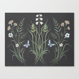 Wild Grass Canvas Print