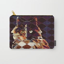 Jester The Cat I Carry-All Pouch