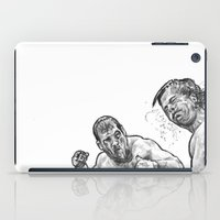 snatch iPad Cases featuring snatch by BzPortraits