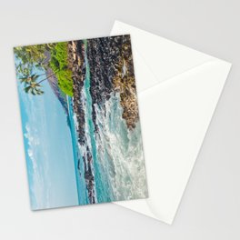 Paako Beach Blue Sensation Stationery Cards