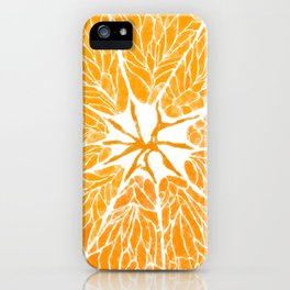 Orange you glad . . . iPhone Case
