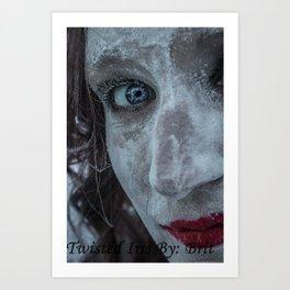 Unstable. Art Print