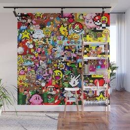 Pixel art Wall Mural