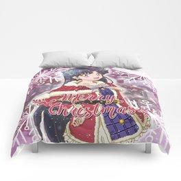 Merry Xmas Rei! Comforters
