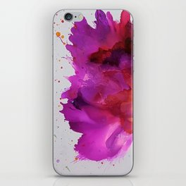 Burst of Color iPhone Skin