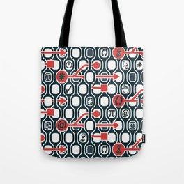 Geek spirit Tote Bag